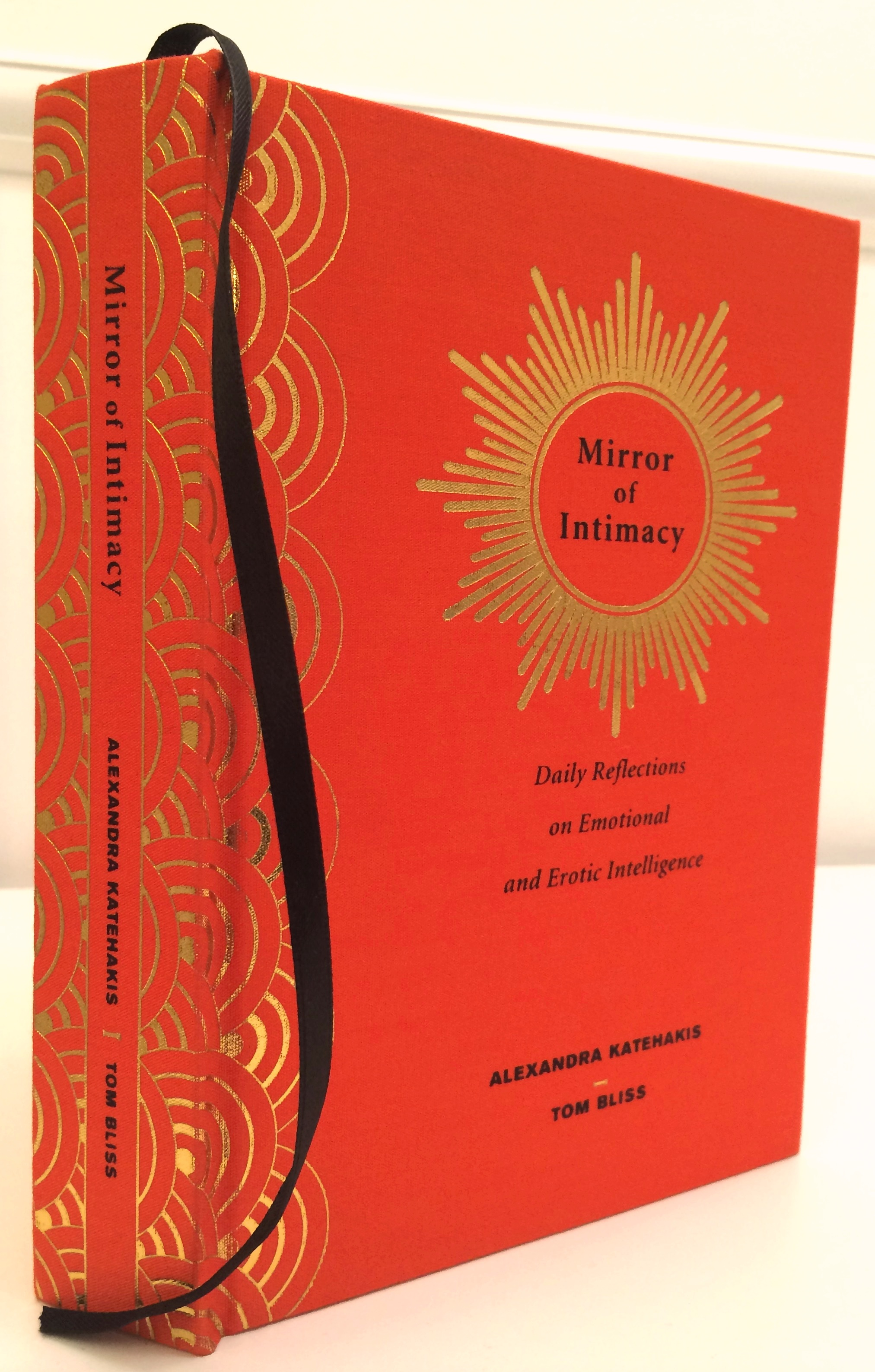 MIRROR OF INTIMACY book - CENTER FOR HEALTHY SEX