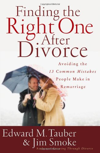 Finding the Right One After Divorce