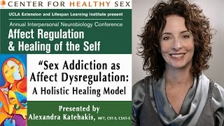 Alex Katehakis lectures on the concept of Sex Addiction as Affect Dysregulation