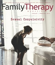 family therapy magazine cover